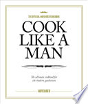 Cook Like A Man Book