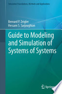 Guide To Modeling And Simulation Of Systems Of Systems Book PDF