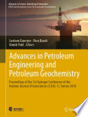 Advances in Petroleum Engineering and Petroleum Geochemistry Book