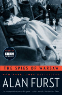 The Spies of Warsaw Book