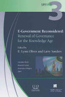 E-government Reconsidered