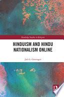 Hinduism and Hindu Nationalism Online