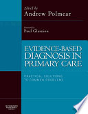Evidence Based Diagnosis In Primary Care Book PDF