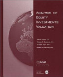 Analysis of Equity Investments