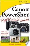 Canon PowerShot Digital Field Guide