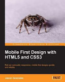 Mobile First Design with Html5 and CSS3 [Pdf/ePub] eBook
