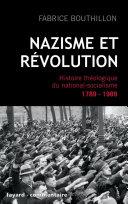 Pdf Nazisme et révolution Telecharger