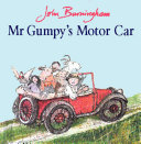Mr Gumpy's Motor Car John Burningham Cover