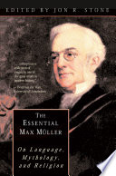 The Essential Max Müller