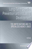 Long-Term Conflict Prevention and Industrial Development