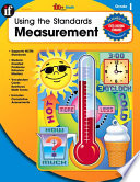 Using the Standards: Measurement, Grade 1
