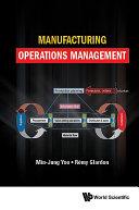 Manufacturing Operations Management Pdf/ePub eBook