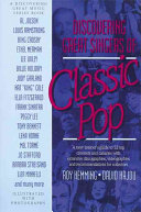 Discovering Great Singers of Classic Pop Book