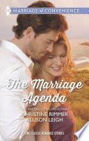 The Marriage Agenda