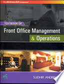 Textbook Of Front Office Mgmt & Op