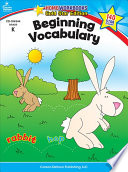 Beginning Vocabulary, Grade K