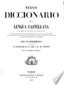 Nuevo diccionario de la lengua castellana
