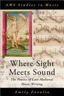 Where Sight Meets Sound