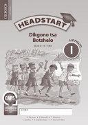 Books - Headstart Life Skills Grade 1 Workbook (Setswana) Headstart Dikgono Tsa Botshelo Mophato 1 Buka Ya Tiro | ISBN 9780199048106