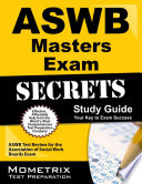 Association of Social Work Boards Masters Exam Secrets