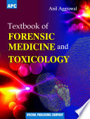 APC Textbook of Forensic Medicine and Toxicology   Avichal Publishing Company Book