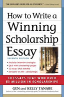 link to How to write a winning scholarship essay : 30 essays that won over $3 million in scholarships in the TCC library catalog