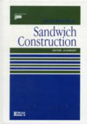 An Introduction To Sandwich Construction