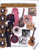 606 Heritage Galleries and Auctioneers, Music and Memorabilia Auction Catalog