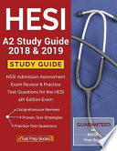 Hesi A2 Study Guide 2018 & 2019