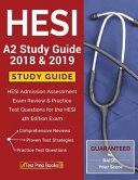 Hesi A2 Study Guide 2018 & 2019