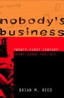 Nobody s Business
