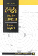 Galileo, Science, and the Church