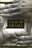 Talk of Drama Book