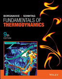 Fundamentals of Thermodynamics, 9th Edition