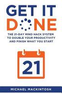 Get It Done Pdf/ePub eBook