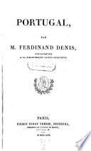 Portugal. Paris 1846