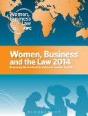 Pdf Women, Business and the Law Telecharger