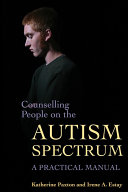 Counselling People on the Autism Spectrum