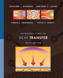 Introduction to Heat Transfer  6th Edition