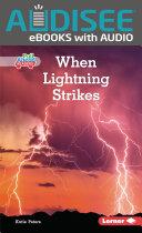 Pdf When Lightning Strikes