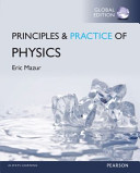Cover of Principles and Practice of Physics, Global Edition