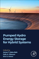 Pumped Hydro Energy Storage for Hybrid Systems Book