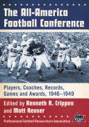 The All-America Football Conference Pdf/ePub eBook