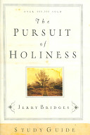 The Pursuit of Holiness Study Guide