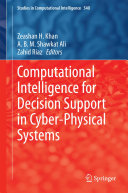 Computational Intelligence for Decision Support in Cyber-Physical Systems Pdf/ePub eBook
