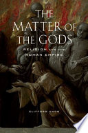 The Matter of the Gods Book