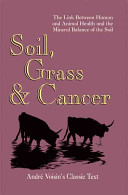 Soil  Grass  and Cancer