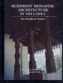 Buddhist Monastic Architecture in Sri Lanka: The Woodland ...