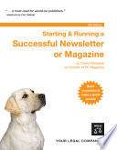 Starting Running A Successful Newsletter Or Magazine