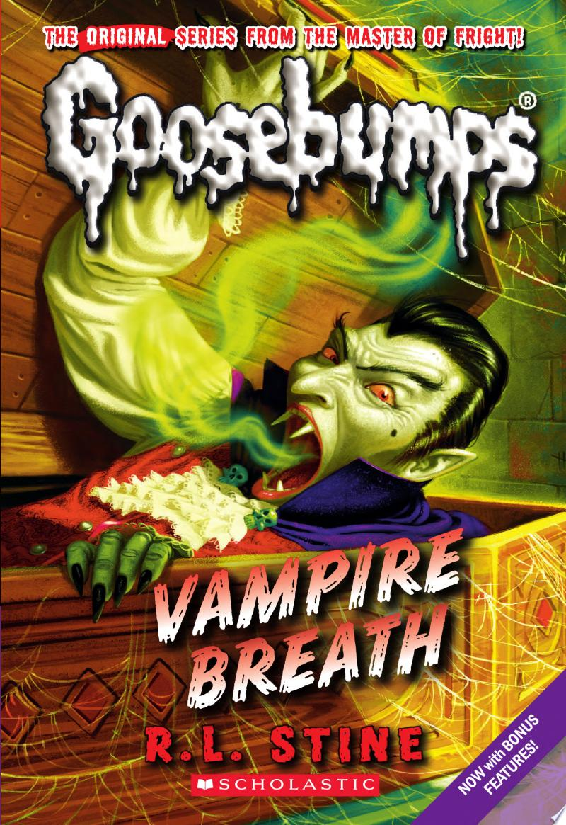 Vampire Breath (Classic Goosebumps #21) banner backdrop